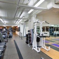 Отель Crowne Plaza Times Square Manhattan фитнесс-зал