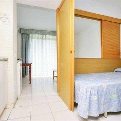 Отель Salou Pacific Испания, Салоу - отзывы, цены и фото номеров - забронировать отель Salou Pacific онлайн комната для гостей фото 3