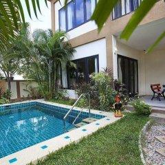 Отель Baan Tanna B бассейн фото 3