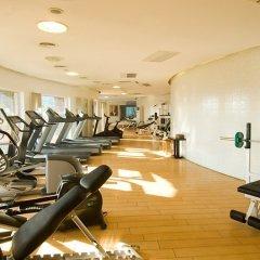 Отель The Marmara Bodrum - Adult Only фитнесс-зал фото 2
