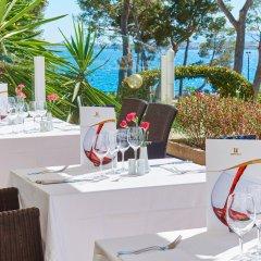 Отель Hipotels Eurotel Punta Rotja & Spa питание
