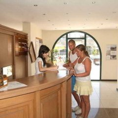 Sunlove Hotel Мармарис интерьер отеля
