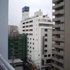 Takasaki Ekimae Plaza Hotel Томиока балкон