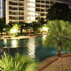 Апартаменты Wongamat Privacy By Good Luck Apartments Паттайя фото 16