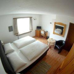 Отель Bären Швейцария, Санкт-Мориц - отзывы, цены и фото номеров - забронировать отель Bären онлайн комната для гостей фото 4