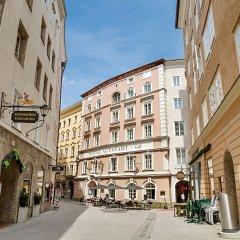 Отель Altstadt Radisson Blu Австрия, Зальцбург - 1 отзыв об отеле, цены и фото номеров - забронировать отель Altstadt Radisson Blu онлайн фото 2