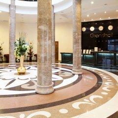 Гостиница Гранд Холл интерьер отеля