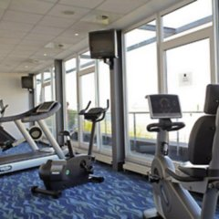 Отель Novotel Koln City фитнесс-зал фото 3