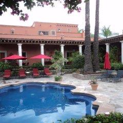 Отель Hacienda de Los Santos бассейн фото 3