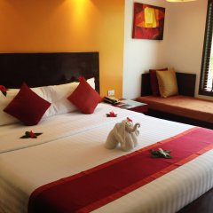 Отель All Seasons Naiharn Phuket 3* Улучшенный номер с различными типами кроватей