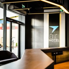 Air Hotel интерьер отеля