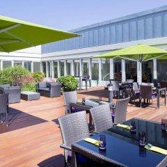 Sheraton Duesseldorf Airport Hotel бассейн