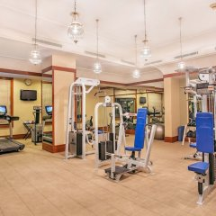 Отель The Oberoi Amarvilas, Agra фитнесс-зал