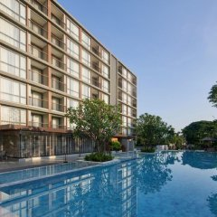 Отель The Park Nine Suvarnabhumi Бангкок бассейн фото 2
