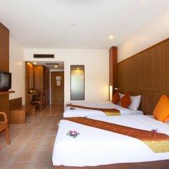 Patong Lodge Hotel комната для гостей
