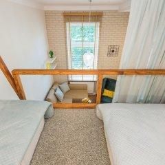 Отель Bliss Apartaments Miami Познань комната для гостей