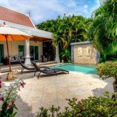 Отель Meursault Villa by Jetta бассейн фото 3