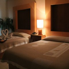 Hotel Real Zapopan комната для гостей