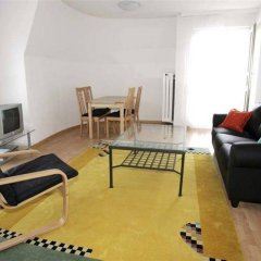 Апартаменты Apartments Swiss Star Universitätstrasse комната для гостей фото 2