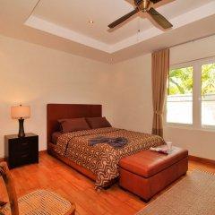 Отель Pattaya Sunset Villa 4 Bedroom Sleeps 8 комната для гостей фото 5