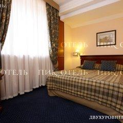 Пик Отель комната для гостей фото 3