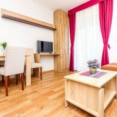 Отель Aqua Breeze Черногория, Будва - отзывы, цены и фото номеров - забронировать отель Aqua Breeze онлайн комната для гостей фото 4