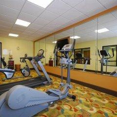 Отель Best Western Plus Manatee фитнесс-зал фото 4