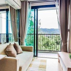 Отель Zcape 2 Residence by AHM Asia Пхукет балкон