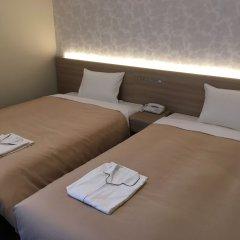 Отель Hakata Nakasu Inn Япония, Фукуока - отзывы, цены и фото номеров - забронировать отель Hakata Nakasu Inn онлайн комната для гостей фото 2