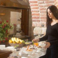 Отель Acropolis Cave Suite питание