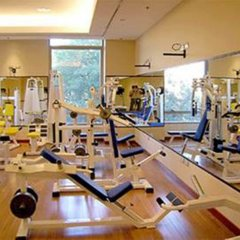 Отель Muong Thanh Luxury Buon Ma Thuot фитнесс-зал