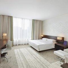 Отель Hyatt Place Dubai Baniyas Square комната для гостей фото 4