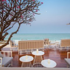 Отель Hilton Hua Hin Resort & Spa пляж