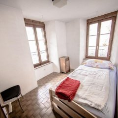 Отель Auberge du Mont-Blanc комната для гостей фото 2