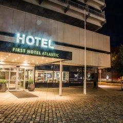Отель First Hotel Atlantic Дания, Орхус - отзывы, цены и фото номеров - забронировать отель First Hotel Atlantic онлайн городской автобус