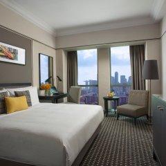 Отель Grand Copthorne Waterfront комната для гостей