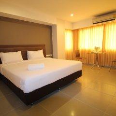 Отель 14 Living Бангкок комната для гостей фото 5