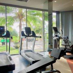 Отель Le Coral Hideaway Beyond Phuket фитнесс-зал