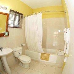 Отель Seastar Inn ванная
