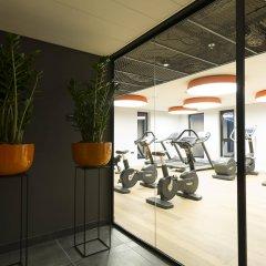 Отель Jaz Amsterdam Амстердам фитнесс-зал