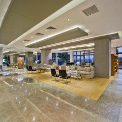 Отель Ramada Resort Bodrum интерьер отеля