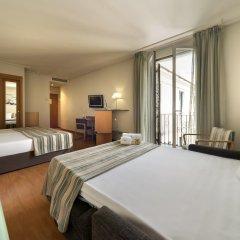 Отель Eurostars Mediterranea Plaza комната для гостей фото 2