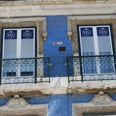 Отель Restauradores Apartments Португалия, Лиссабон - отзывы, цены и фото номеров - забронировать отель Restauradores Apartments онлайн вид на фасад