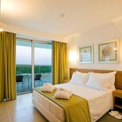 Отель Monte Gordo Apartamento And Spa Монте-Горду комната для гостей фото 4