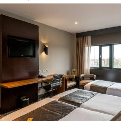 Отель XO Hotels Park West Нидерланды, Амстердам - 12 отзывов об отеле, цены и фото номеров - забронировать отель XO Hotels Park West онлайн комната для гостей фото 5