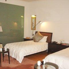 Отель Kapok Bai Yang Dian Китай, Баодин - отзывы, цены и фото номеров - забронировать отель Kapok Bai Yang Dian онлайн комната для гостей фото 4