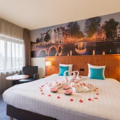 Отель New West Inn Нидерланды, Амстердам - 6 отзывов об отеле, цены и фото номеров - забронировать отель New West Inn онлайн комната для гостей