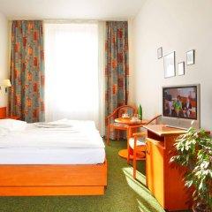Hotel Merkur Прага комната для гостей фото 3