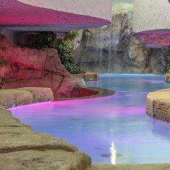 Отель Castilla Termal Balneario de Solares бассейн