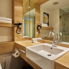 Отель Ramada Hotel Zürich-City Швейцария, Цюрих - отзывы, цены и фото номеров - забронировать отель Ramada Hotel Zürich-City онлайн ванная